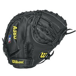 Wilson's best youth catchers mitts.