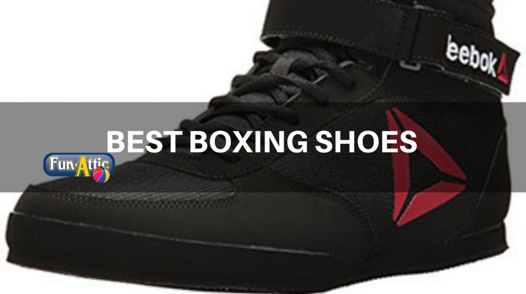 The Best Boxing Shoes - Fun-Attic