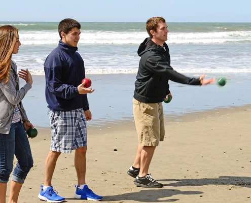 how to play bocce ball - Bocce Ball Set