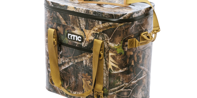 product photo of Rtic Softpak 40 Cooler in camouflage