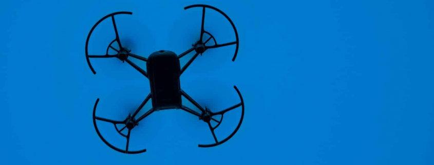 flying Tello Drone